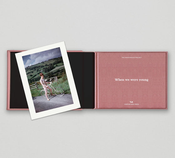 PRE-ORDER: Collector's Edition + Print (D): 'When We Were Young'