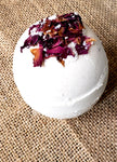 "Coconut Oil Natural Bath Bombs  ""Diva"""