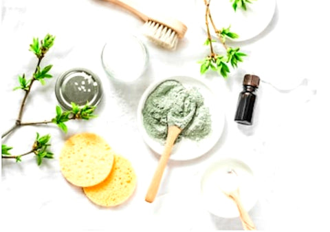 Lavender Clay Mask
