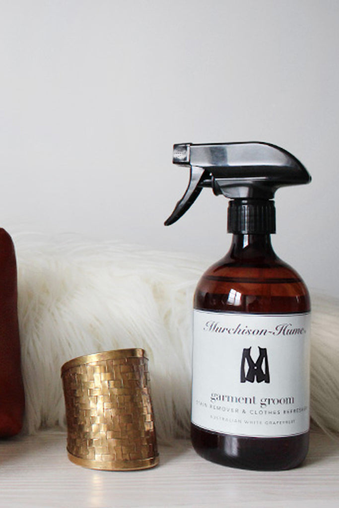 Murchison-Hume Garment Groom Stain Remover & Clothes Refresher