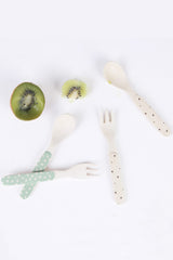 Love Mae Bamboo Cutlery 4 Pack - Star Mix