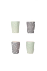 Love Mae Bamboo Tumbler Set - Forest Mix
