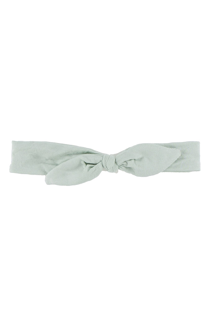 Kickee Pants Aloe Solid Bow Headband