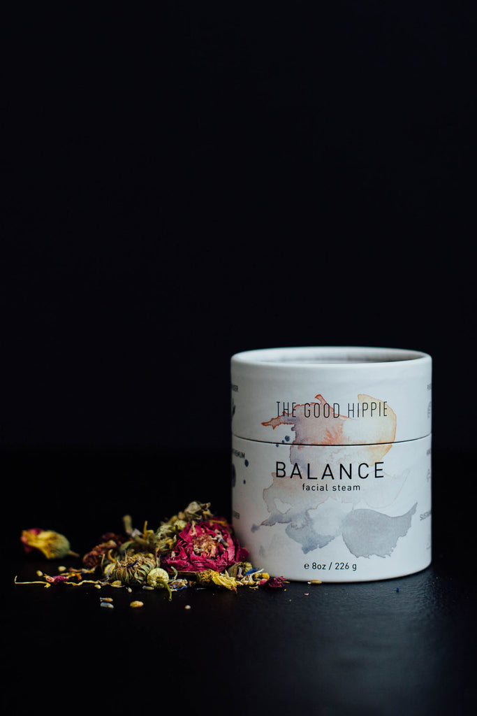 The Good Hippie Balance Facial Steam