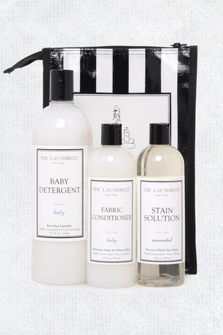 The Laundress Baby Gift Bag