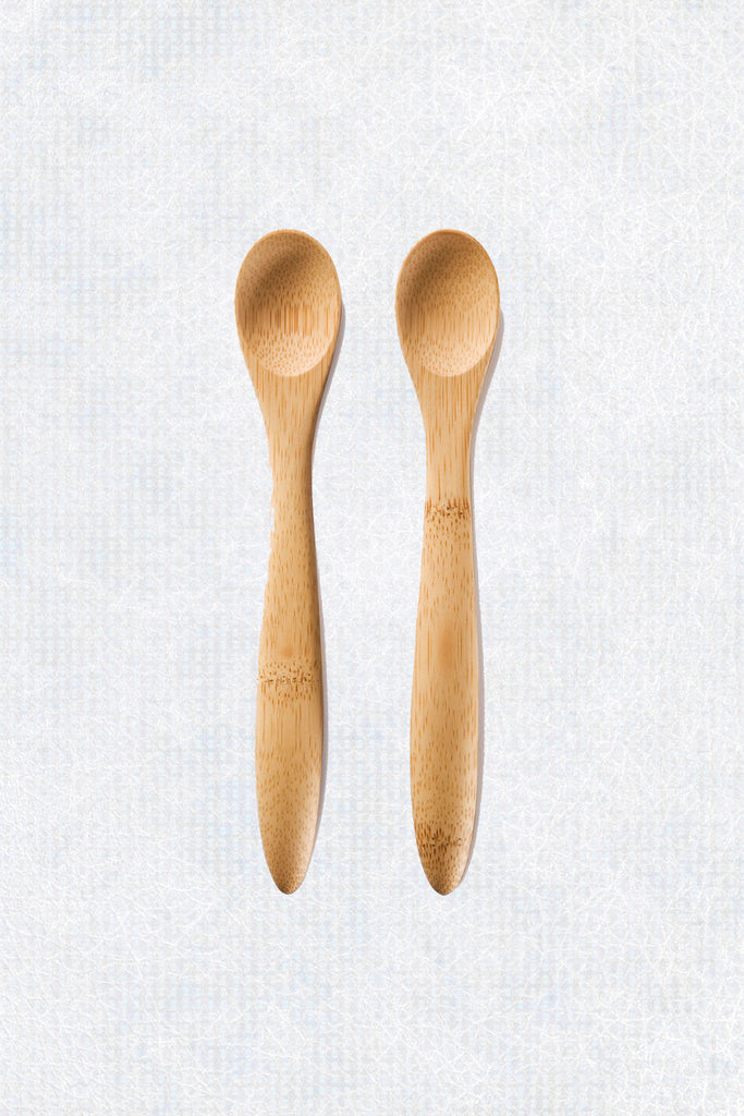Bambu Baby's Feeding Spoons (Set of 2)