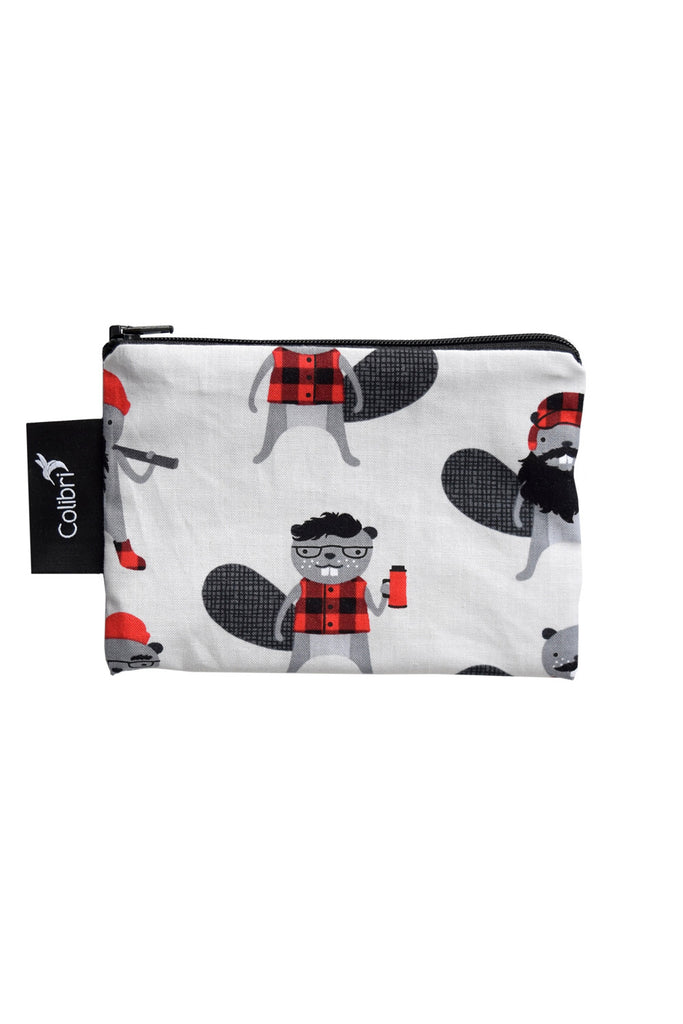 Colibri Reusable Snack Bags Beavers | Small