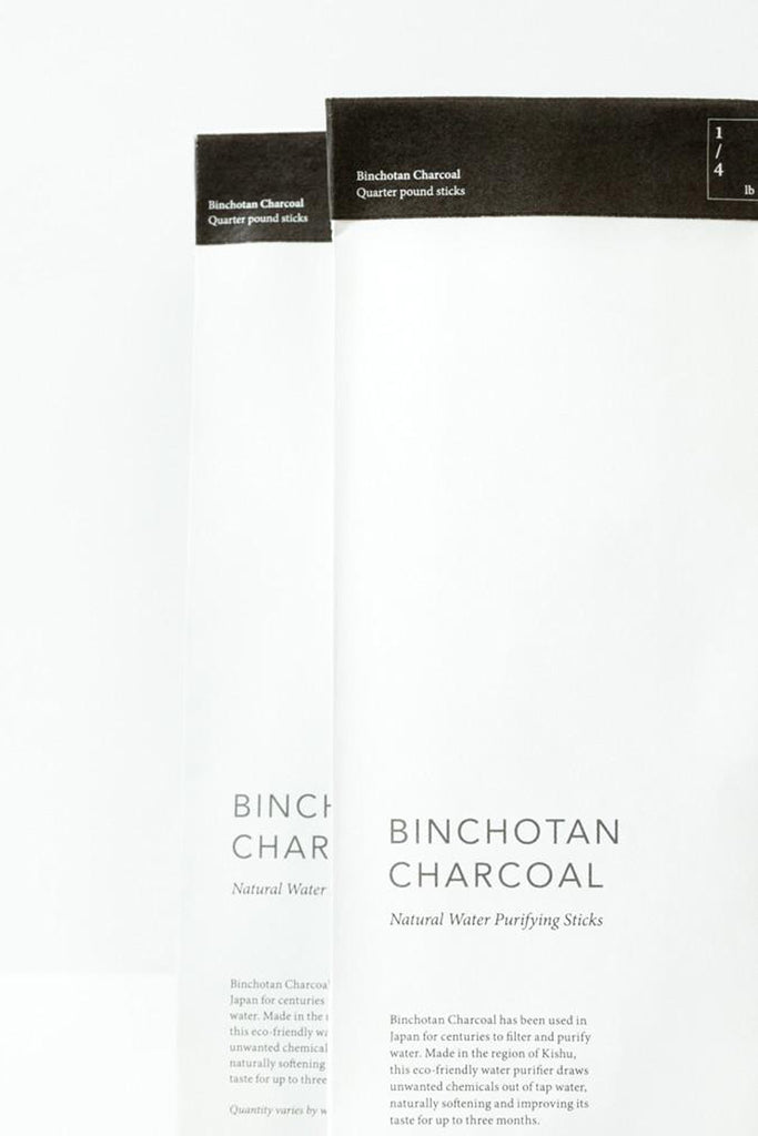 Binchotan Charcoal Water Purifying Sticks