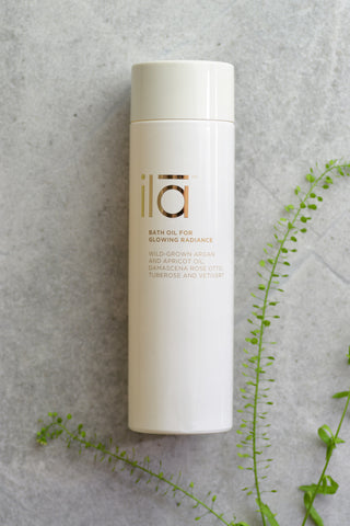 ila Spa Bath Oil for Glowing Radiance