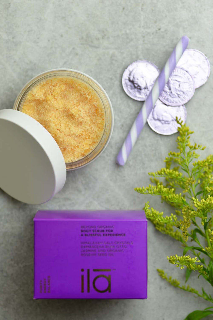 Ila Spa Body Scrub for a Blissful Experience