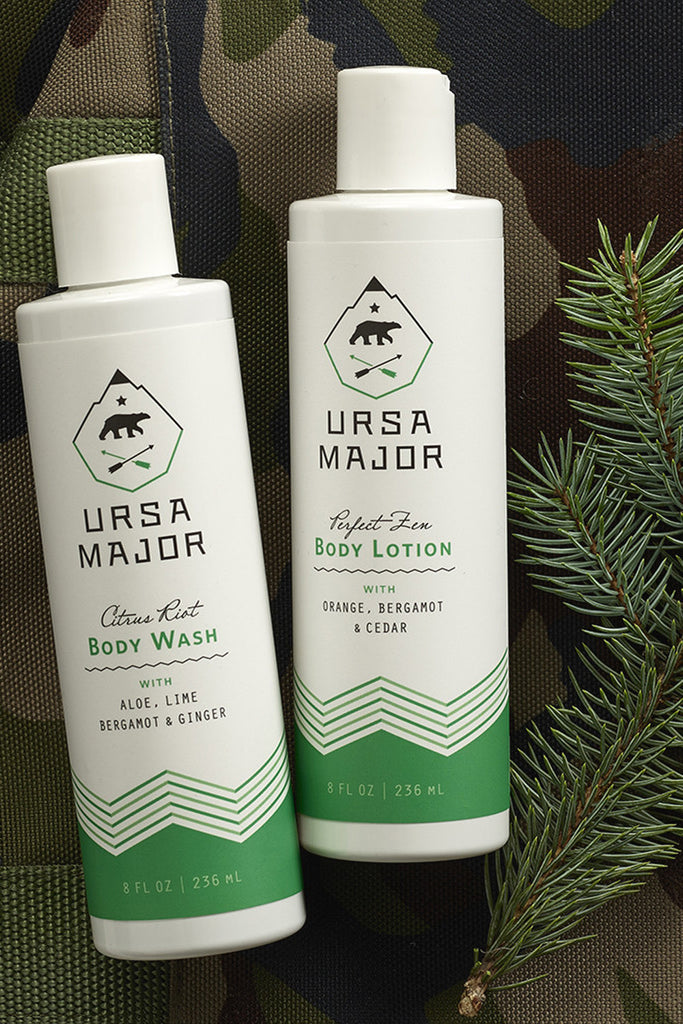 Ursa Major Body Wash & Perfect Zen Body Lotion
