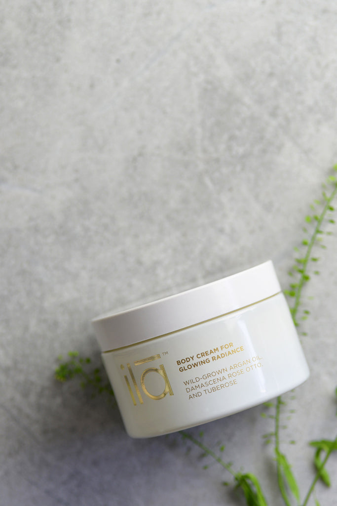 ila Spa Body Cream for Glowing Radiance