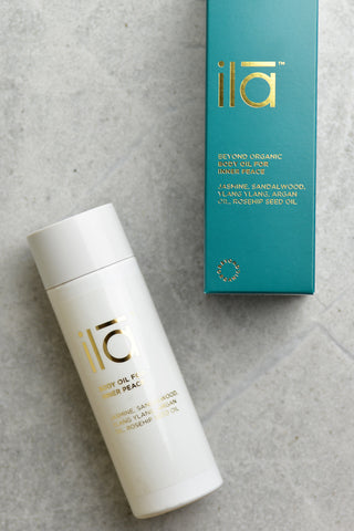 Ila Spa Body Oil for Inner Peace