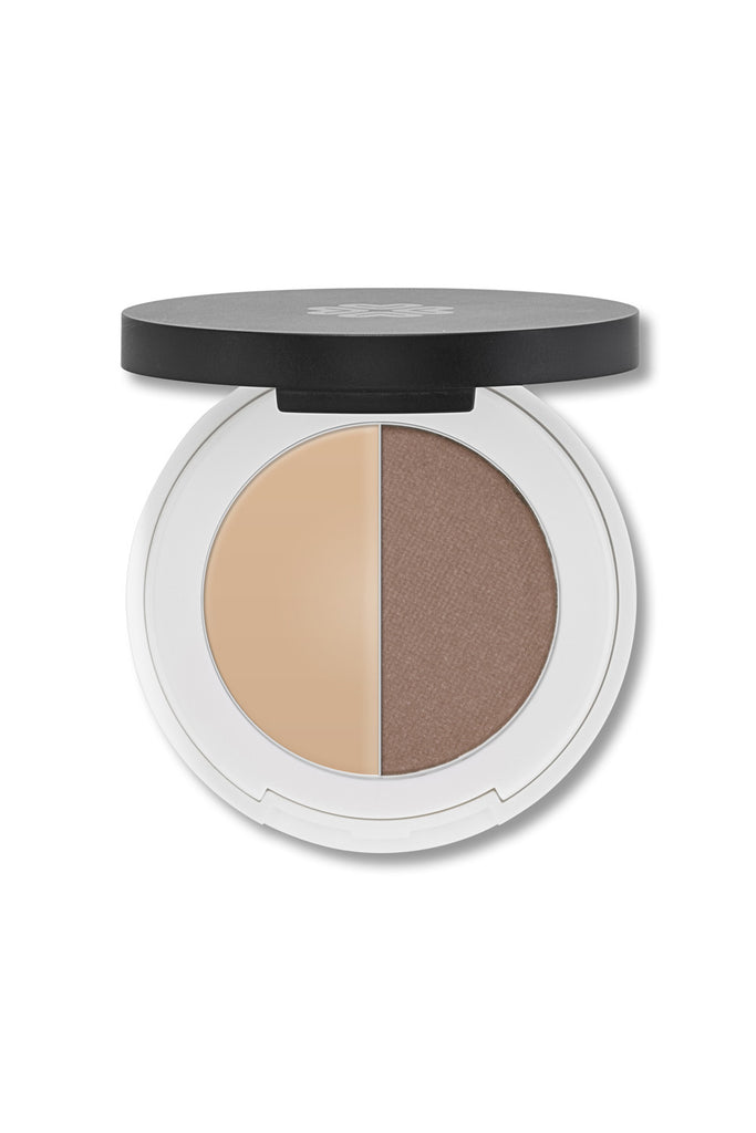 Lily Lolo Eye Brow Duo - Light