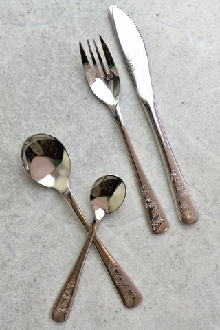 Onyx Children's Cutlery Set