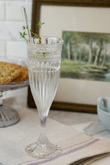 Glass Drinking Straws - Straight