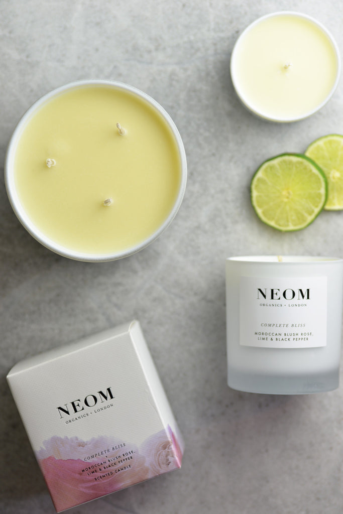 Neom Complete Bliss - Scented Candles