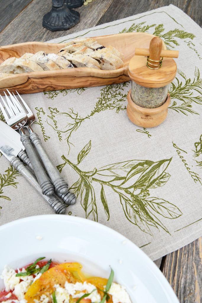 French Linen Kitchen Tea Towels
