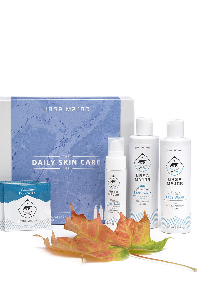 Ursa Major Daily Skin Care Set
