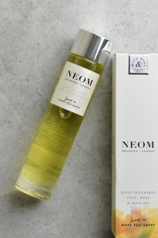NEOM Daily Superskin - Face, Body & Hair Oil