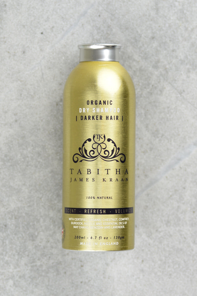 Dry Shampoo for Dark Hair