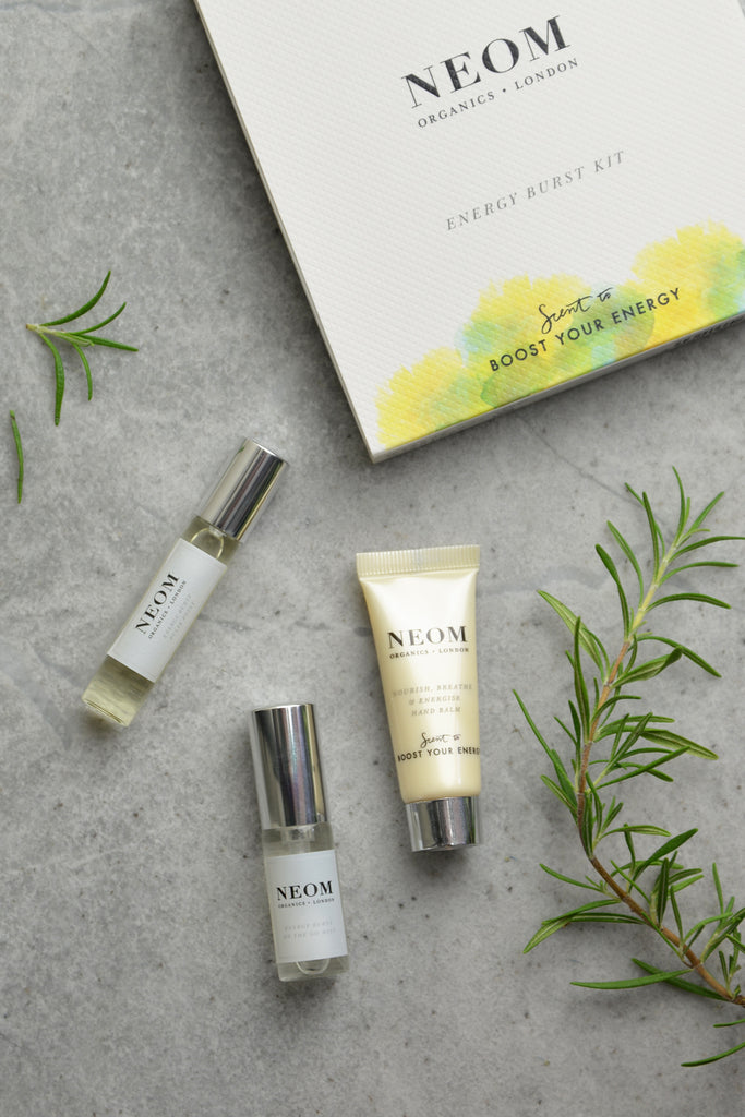 NEOM Organics Energy Boosting Kit