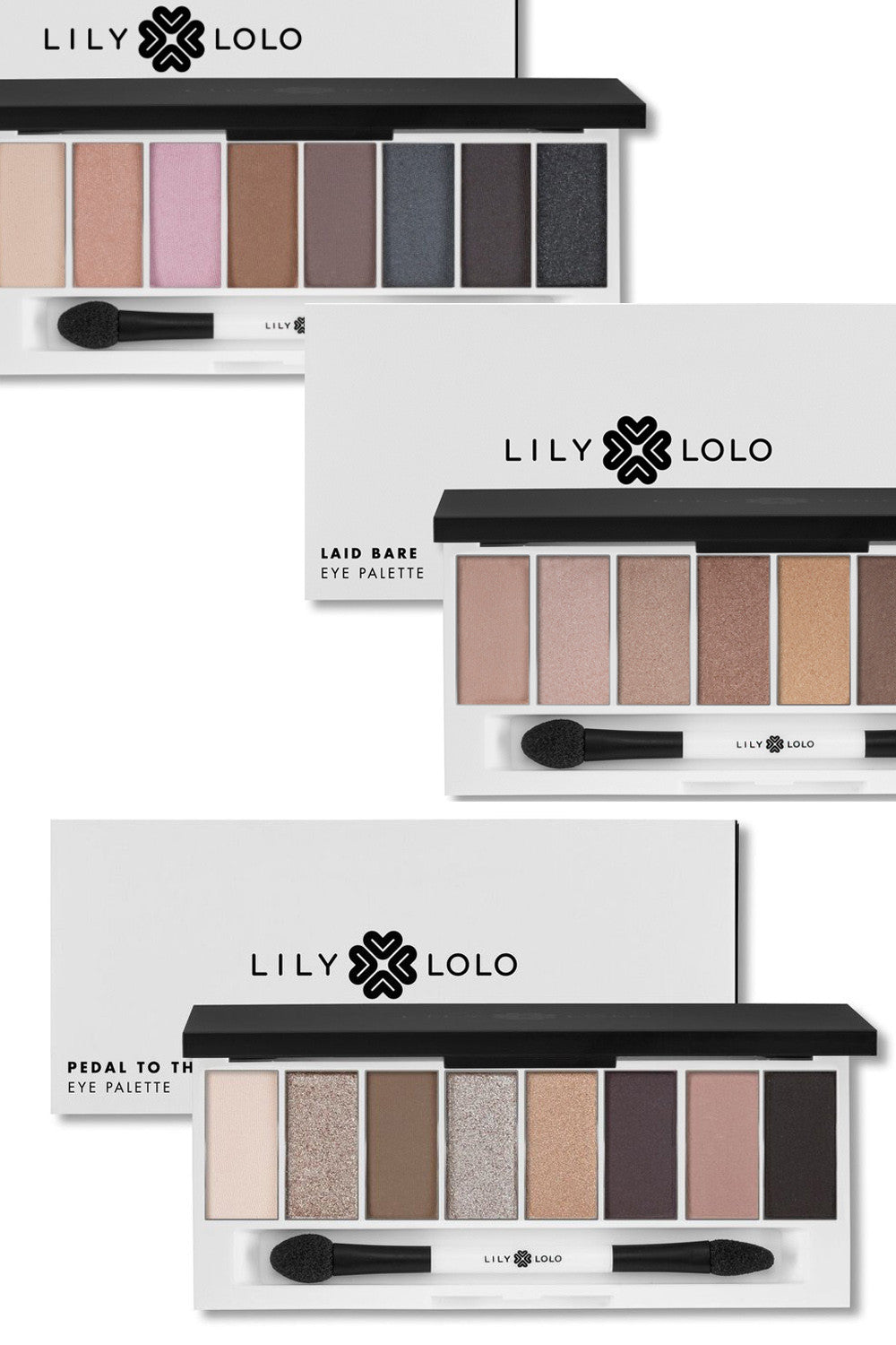 Laid Bare Eye Palette by Lily Lolo #8