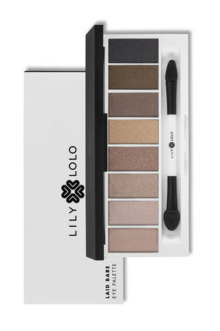 Lily Lolo Eye Palette - Laid Bare