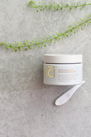 ila Spa Face Scrub for Glowing Radiance