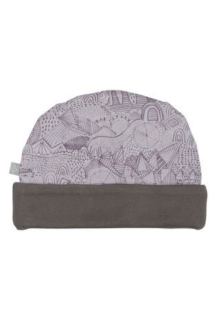 Finn + Emma Hat - Fairytale Charcoal