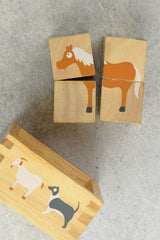 BeginAgain Buddy Blocks - Farm Animals