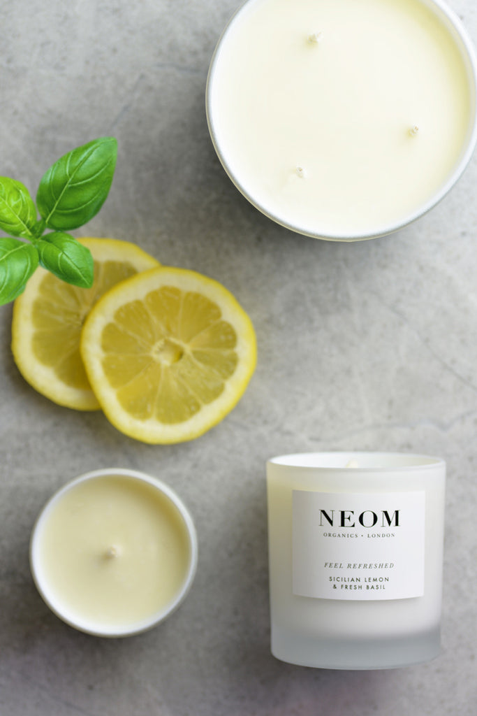 Neom Feel Refreshed - Scented Candles