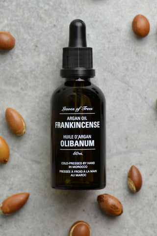 Leaves of Trees Frankincense Argan Oil