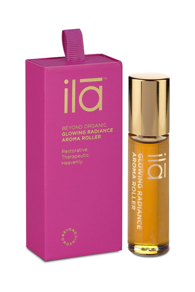 ila Spa Glowing Radiance Aroma Roller