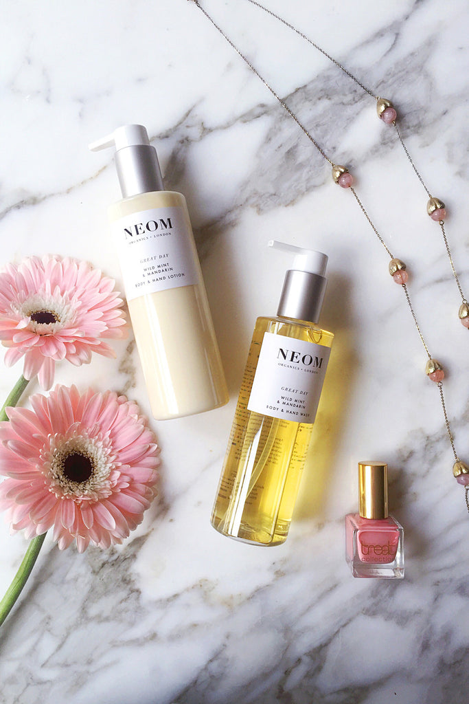 Neom Organics Great Day Collection