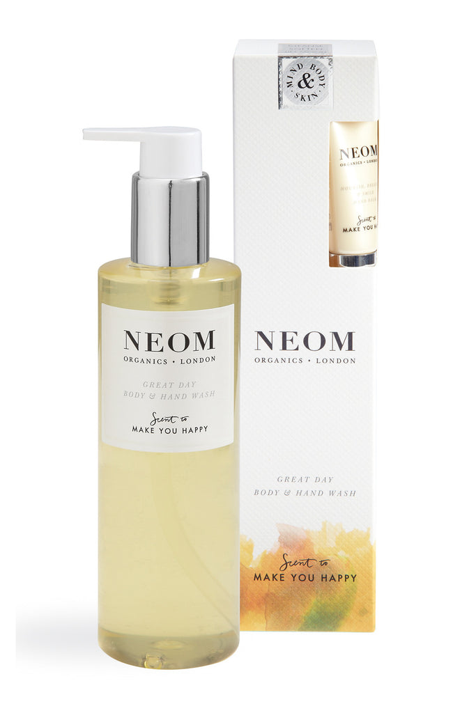 NEOM Great Day - Body & Hand Wash
