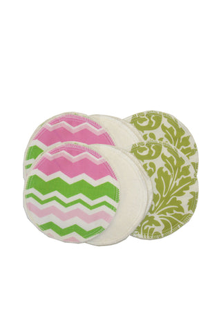 Itzy Ritzy Washable Nursing Pads - Multi Pack