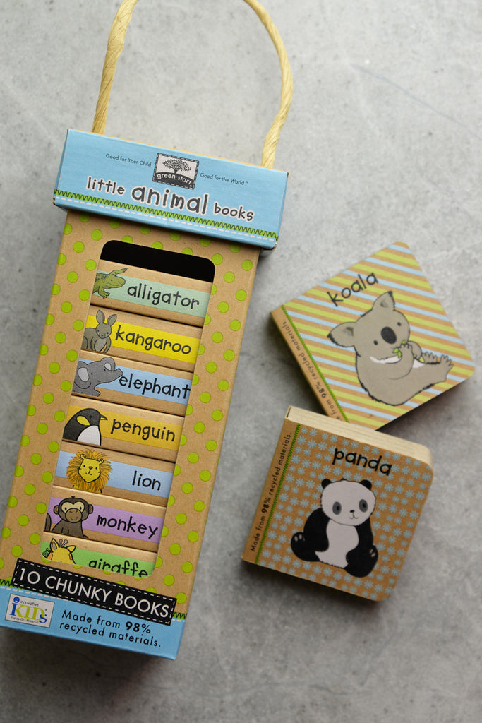 Innovative Kids Little Animal Chunky Books
