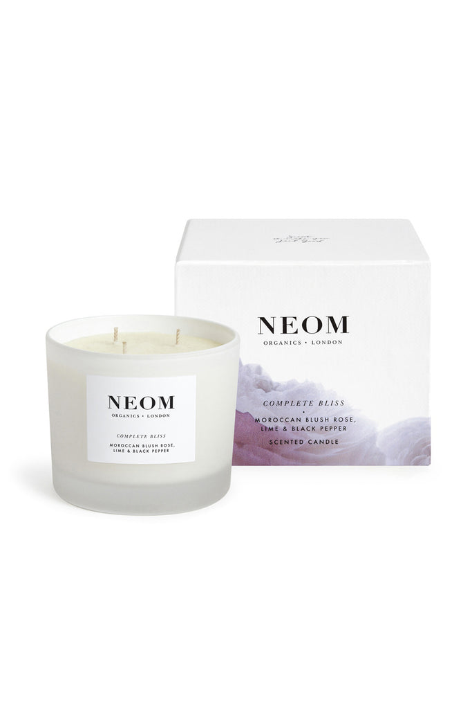 Neom Complete Bliss - Scented Candles 3 wick