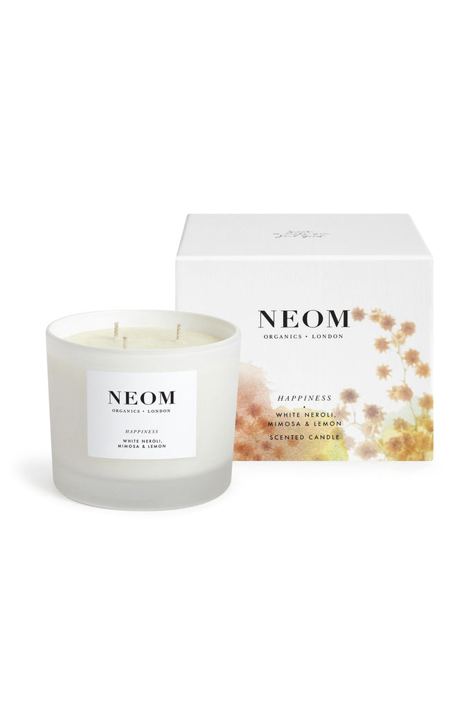 Neom Happiness - Scented Candles 3 wick