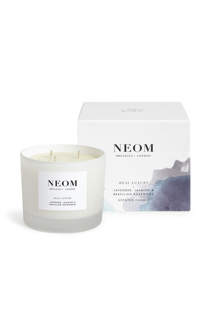 Neom Real Luxury - Scented Candles 3 wick