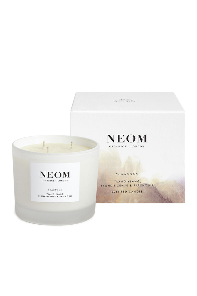 Neom Sensuous - Scented Candles 3 wick