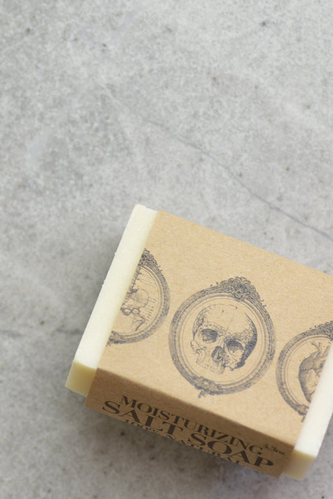 Rebels Refinery Moisturizing Mineral Salt Soap