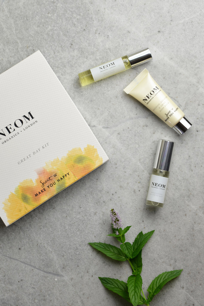 NEOM Organics Mood Lifting Kit