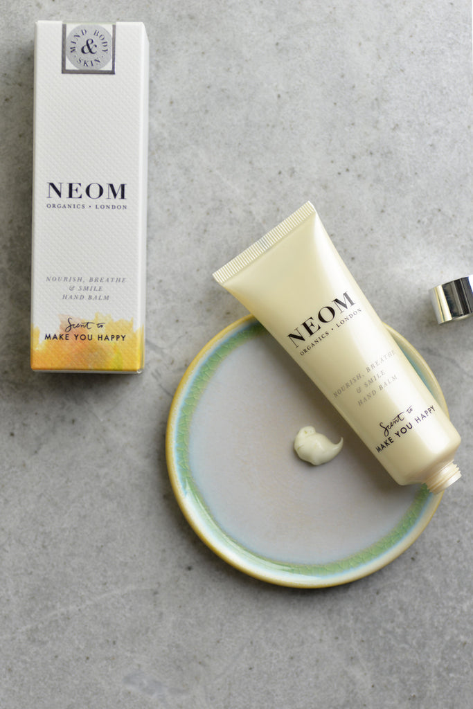 NEOM Nourish, Breath & Smile - Hand Balm