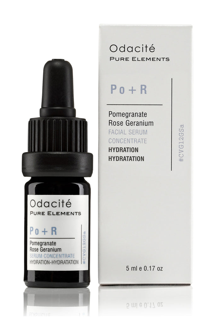 Hydration Booster Serum (Pomegranate + Rose Geranium)