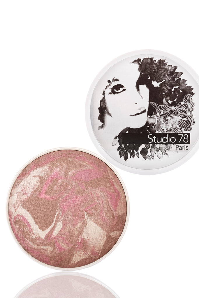 Studio 78 Paris Marble Rose Sand n°3