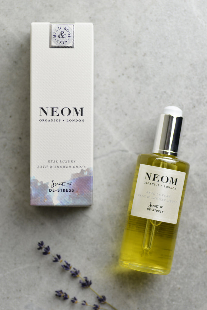NEOM Real Luxury - Bath & Shower Drops