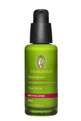 Primavera Revitalizing Face Scrub