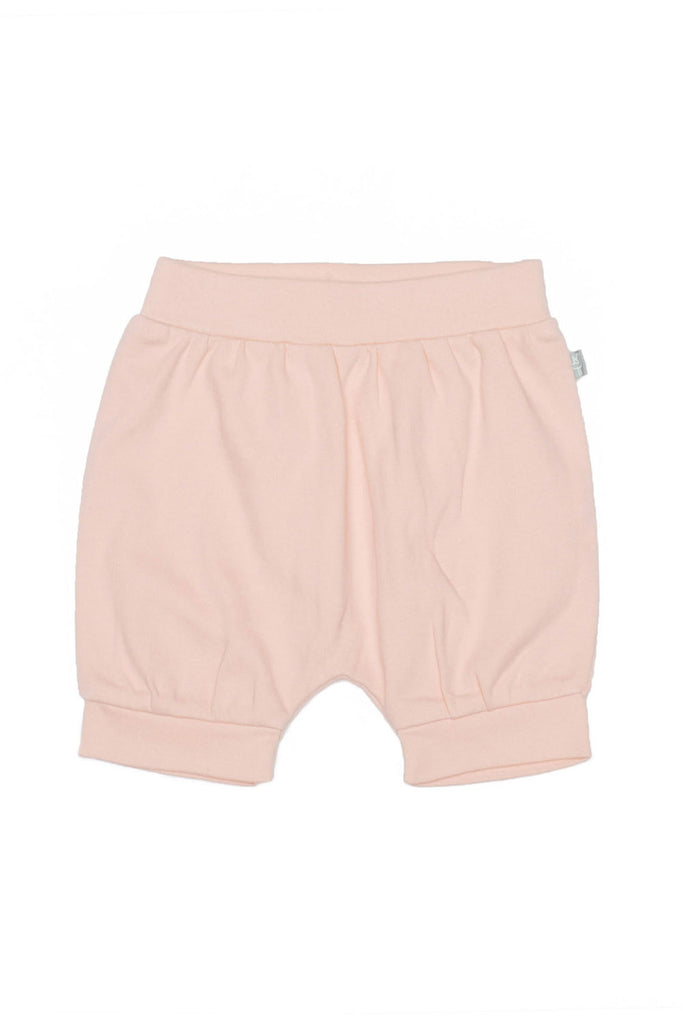 Finn + Emma Bermuda Shorts - Hipster Tropical Peach